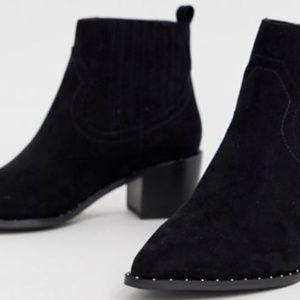Miss Selfridge Western Boot